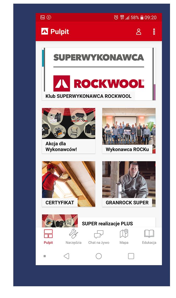 aplikacja rockwool_aplikacja budowlana_nowosci welna skalna_aktualnosci_certyfikowany wykonawca rockwool_super wykonawca